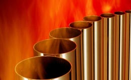 Systems made of copper can handle extremes of heat